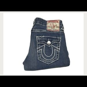 True religion Billy super T Jeans 29 Made in USA
